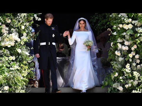 Highlights of Harry and Meghan's wedding 2018: the dress, the vows, the kiss