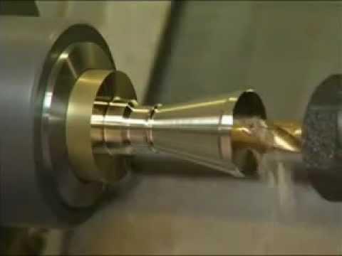 CNC Torna C Eksenle Yapılan İşler