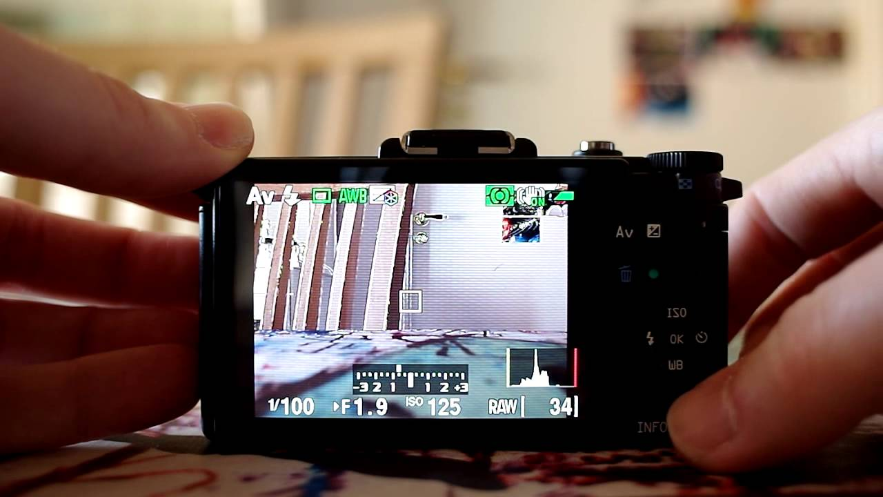 How To Unlock ISO For HDR Photography With The Pentax Q