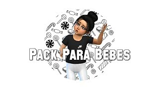 Pack para BEBES (Toddlers) | The sims 4 | ClassySimplicity