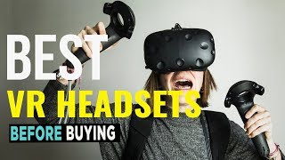 TOP 4: Best VR (Virtual Reality) Headsets 2017