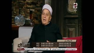 المسلمون يتساءلون - قصة بناء سيدنا ابراهيم للكعبة  ..مع الشيخ/ محمود عاشور