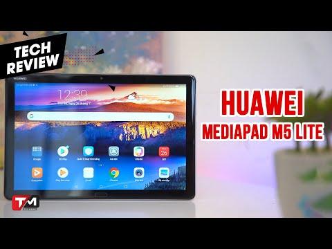MediaPad M5 Lite, thêm sự lựa chọn cho máy tính bảng tầm trung