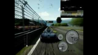 All new works cars in Shift 2 Unleashed - acceleration and top speed test