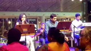 Download Hindi Video Songs - Manwa Laage  |  Vidya Guduru & Ravin Raj  @  Singapore Kalaa Utsavam 2015