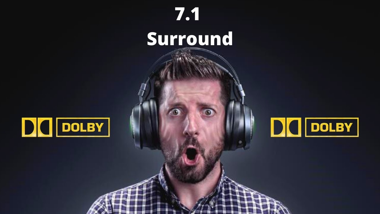 5 Best 7 1 Surround Sound Headphones Make Your Gaming The Best It Can Be Youtube
