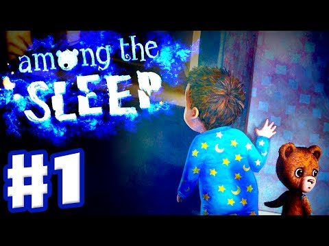 Among The Sleep - Gameplay Walkthrough Part 1 - Let's Play With Friends! (Indie, PC, PS4)