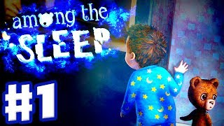 Among the Sleep - Gameplay Walkthrough Part 1 - Let