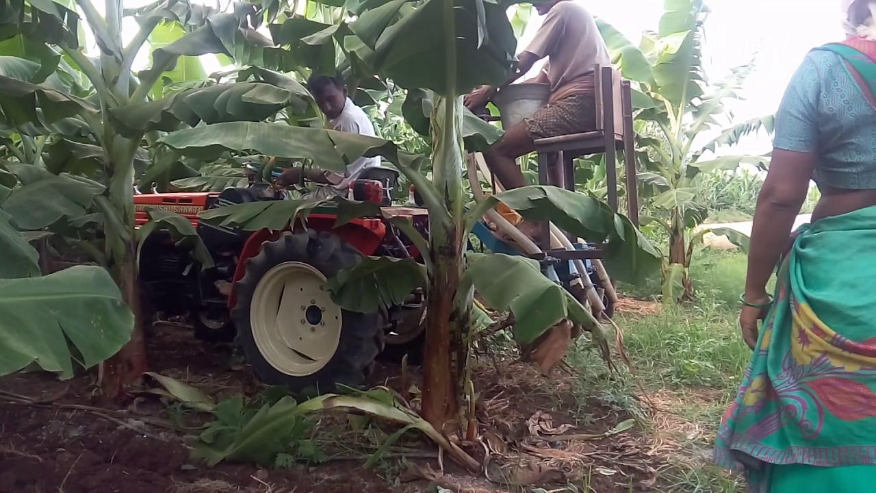Mitsubishi Mini Tractor Doovi