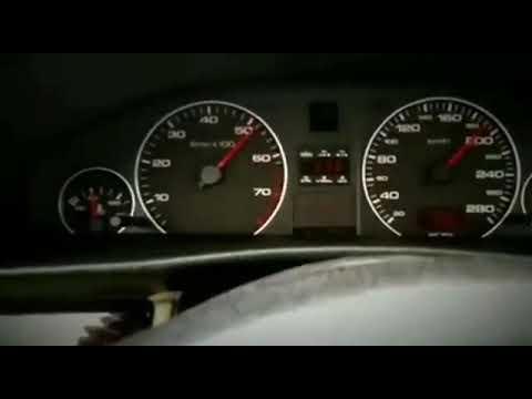 Ауди а6 с4 максимальная скорость