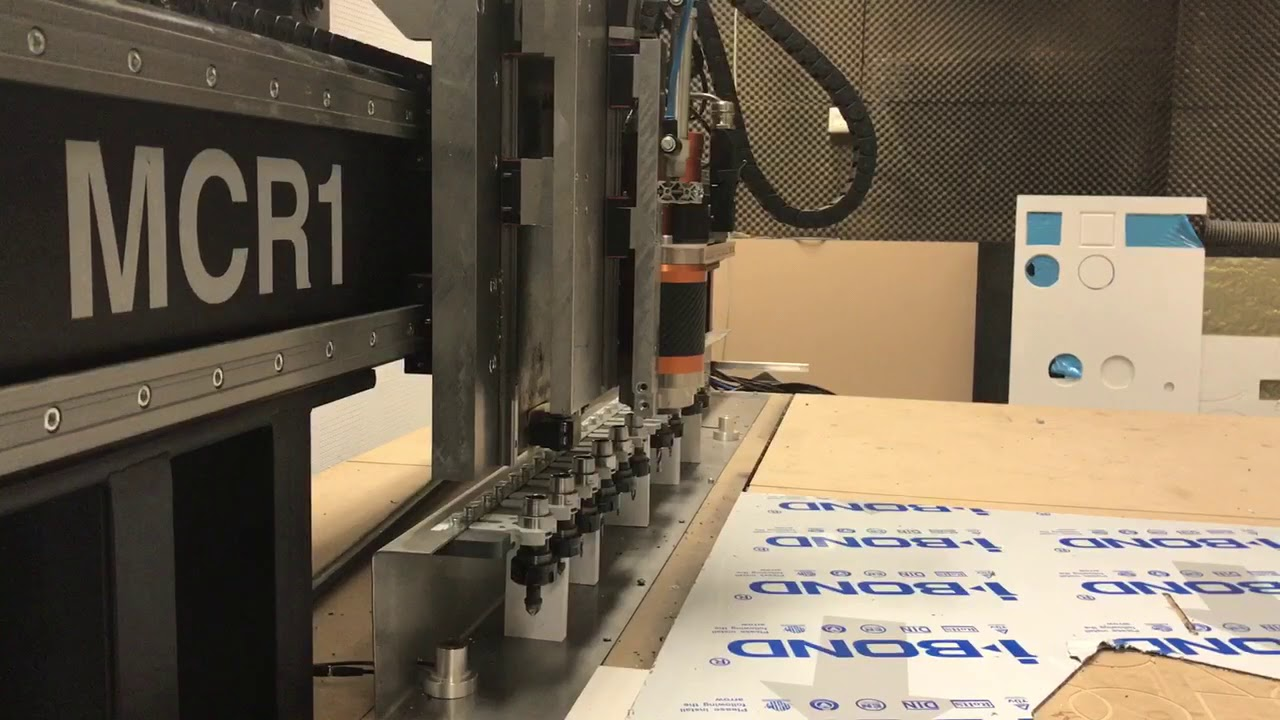 Z tool height setting probe and automation for MPCNC using