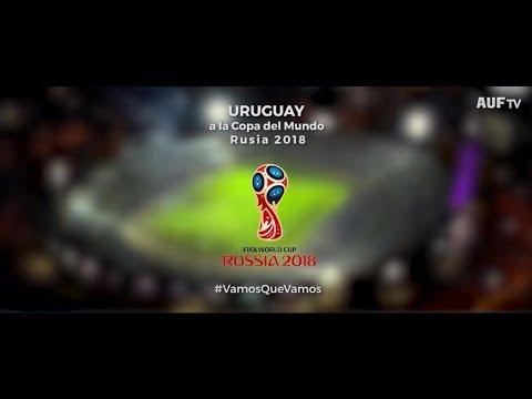 Video agradecimiento de la AUF por la clasificación de Uruguay al Mundial de Rusia 2018
