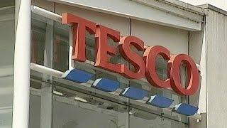 تيسكو تسجل تراجعا في مبيعاتها – economy   26-6-2015