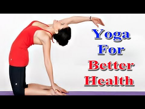 Yoga for Better Sex - Healthy Relationship and Diet Tips in English