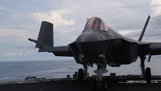F-35C Lightning II Conducts Operational Test-1 Aboard USS Abraham Lincoln