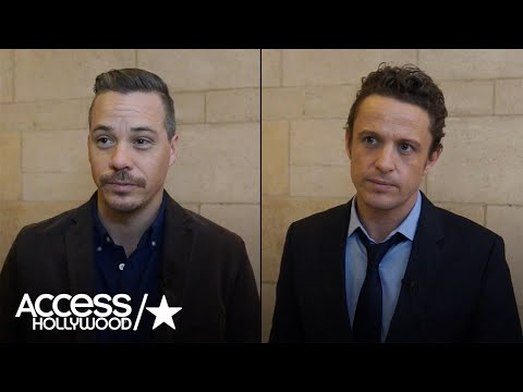 Game Of Silence's' Michael RaymondJames & David Lyons: Previous  They Worked on Together?