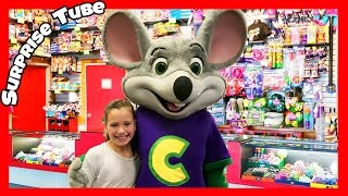 Chuck E Cheese Family Fun