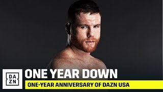 The Best Of Year One On DAZN USA 👊🇺🇸