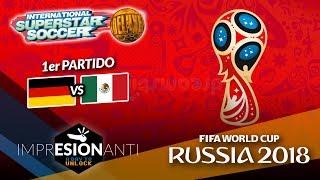 #Russia2018 ¡Alemania vs México! [IMPRESIONANTI] A Day To Unlock