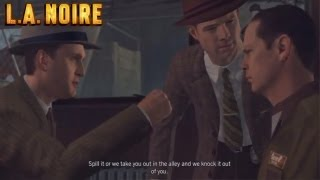 L.A. Noire - Case #5 - The Driver