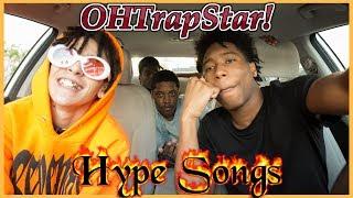 AUX BATTLES HYPE SONGS W OHTrapStar Lil Pumps Cousin
