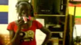 Jaqee Kokoo Girl Rehearsal