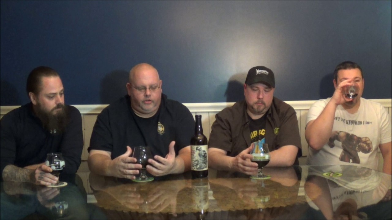 EBBB: Hardywood Kentucky Christmas Morning - Review #419 - YouTube