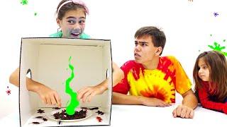 Nastya và Artem, câu chuyện về tầm quan trọng của việc rửa tay Mia