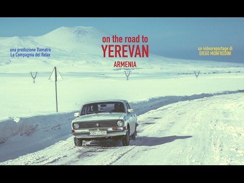 On the road to Yerevan - Armenia