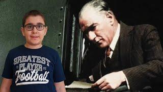 Buğra 19 Mayıs Atatürk'ü Anma Gençlik ve Spor Bayramını Şiirlerle Kutladı