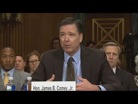 Trump fires Comey; money laundering in Canada (The Investigators with Diana Swain)