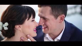"""Свадьба на берегу моря. Свадебное видео Елены и Дмитрия. Очень красиво.  Свадебное агентство """"Iris"""""""