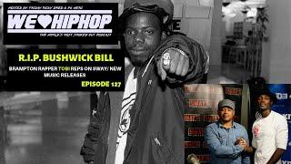 Brampton Rapper Tobi Kills Sway Freestyle Whos Next? RIP Bushwick Bill/ New Music Releases   S4 E127