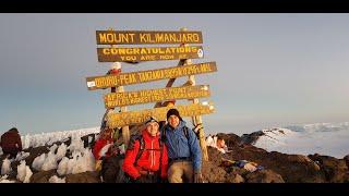 The Meeus Brothers take Kilimanjaro