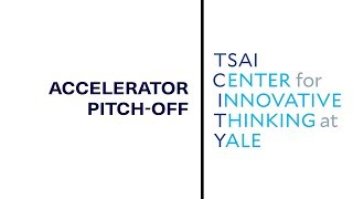 TSAI CITY: Accelerator Pitch-off