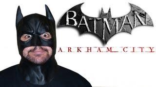 """Nuova Serie - Batman Arkham City - 1° : Io Sono BatCiccio xD """" HD 720P """""""