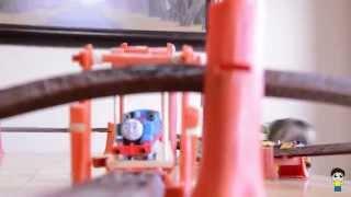 Thomas & Friends TrackMaster Zip, Zoom & Logging Adventure - Kinder Playtime