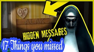 17 Things You Missed That Set Up The Nun | Conjuring Franchise Clues