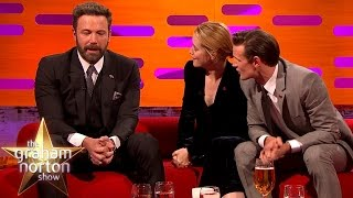 Ben Affleck's Son Got A Cold From The Future King of England - The Graham Norton Show