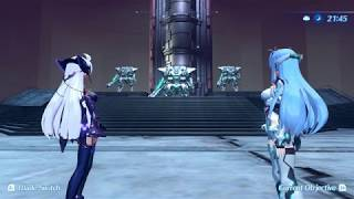 Combining Idle Animations - Xenoblade Chronicles 2