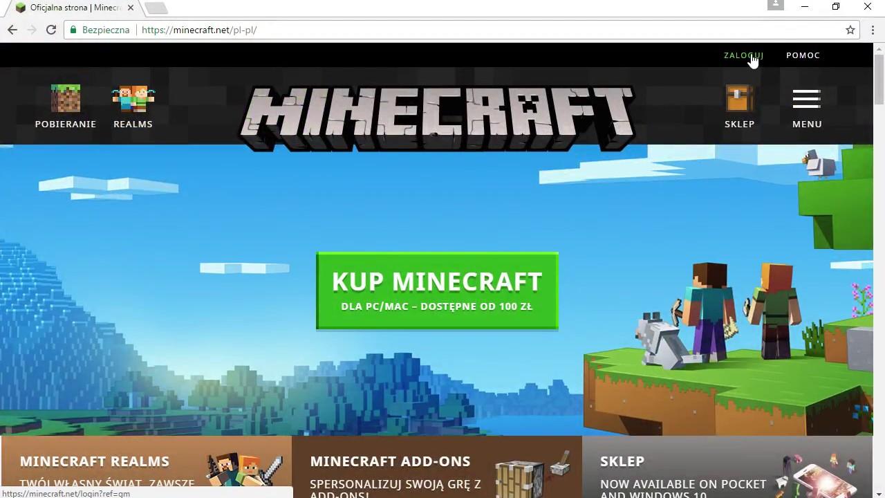 minecraft net