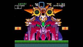 SMW Hack - Luigi's Misadventures: Tsux Namine's Factor (16)