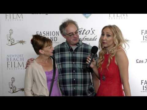 John Billingsley & Bonita Friedericy  2016 Newport Beach Film Festival