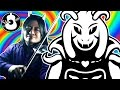 Undertale Hopes And Dreams Save The World Violin Amp Guitar Cover Remix String Player Gamer mp3