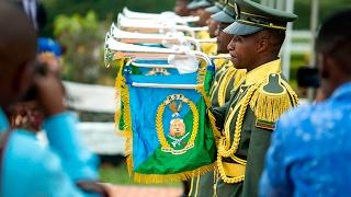HEROES DAY 2017: KAGAME PAYS TRUBUTE TO RWANDA'S HEROES