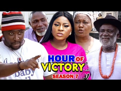Download HOUR OF VICTORY SEASON 7 - Destiny Etiko 2020 Latest Nigerian Nollywood Movie Full HD