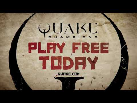 Quake Champions QuakeCon 2018 Official Trailer