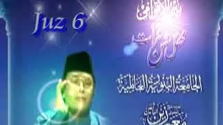 Video H Muammar ZA Juz 6 download MP3, 3GP, MP4, WEBM, AVI, FLV Juli 2018