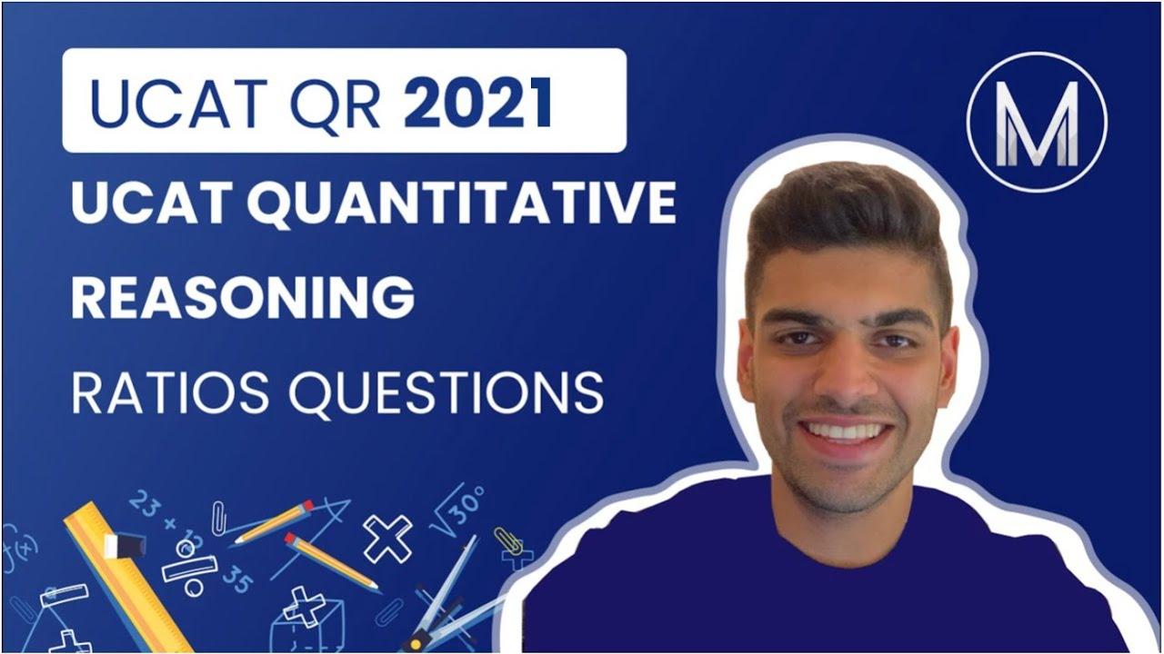 UCAT (UKCAT) Quantitative Reasoning 8   Ratios