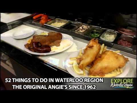 Waterloo Region - Angies Diner
